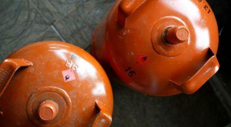 Preço da botija de gás subiu dois euros este ano