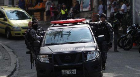 Brasil regista mais de 38 mil assassínios de janeiro a setembro