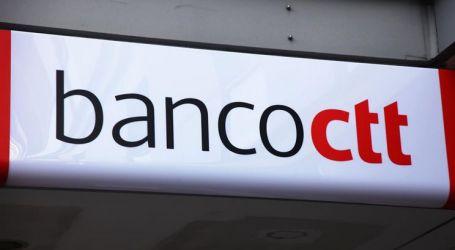 """Banco CTT com perturbações no serviço de """"home banking"""""""