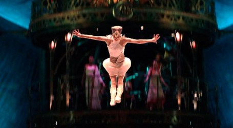Cirque du Soleil employees uncomfortable with decision to perform in Saudi Arabia