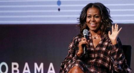 Livro de Michelle Obama torna-se campeão de vendas antes de ser publicado