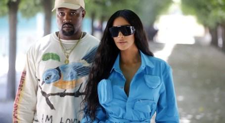 Kim & Kanye West ajudam nos fogos da Califórnia