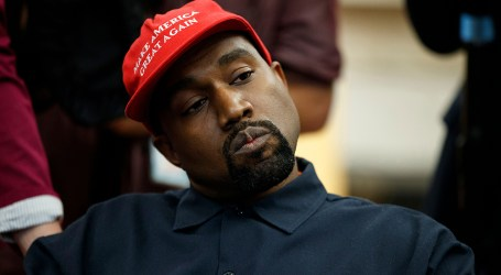 Kanye West repensa ideais políticos