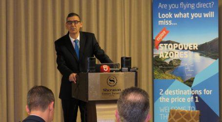 Nova direção da Azores Airlines reuniu em Toronto
