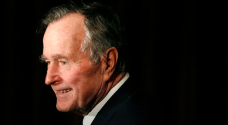 Canada to fly flags at half-mast in honour of George H.W. Bush