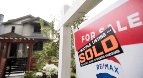 Canadian home sales fall for 3rd month in row, CREA says