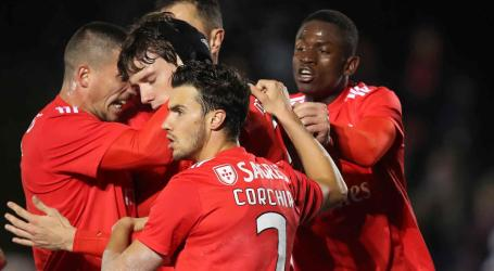 Benfica vence pela margem mínima em Montalegre