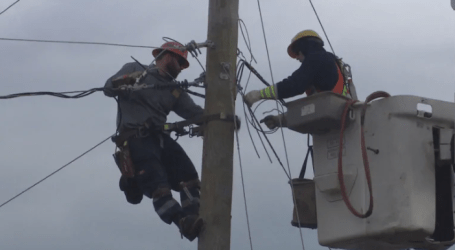 Power restored to homes in Mississauga