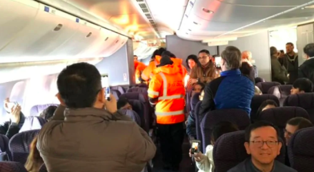 United Airlines plane diverted to Goose Bay leaves passengers stuck on board for 16 hours