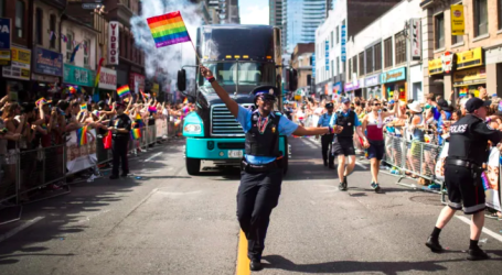 Pride Toronto members vote no to allowing police to march in annual parade