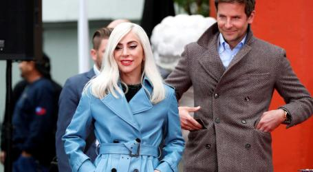 Bradley Cooper e Lady Gaga nomeados para os Oscars