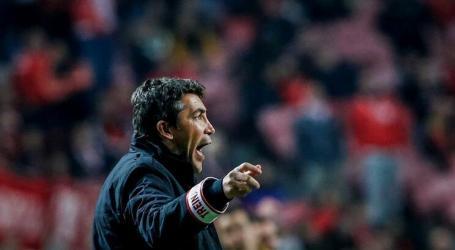 Bruno Lage treina o Benfica até ao final da época