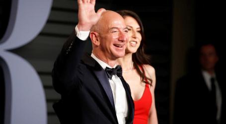 Divórcio faz de MacKenzie Bezos a mulher mais rica do Mundo