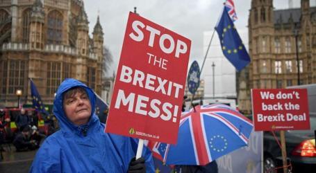 Parlamento britânico vota novo plano sobre Brexit no dia 29