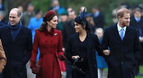 Meghan Markle gastou 500 mil euros em roupa. Cinco vezes mais do que Kate