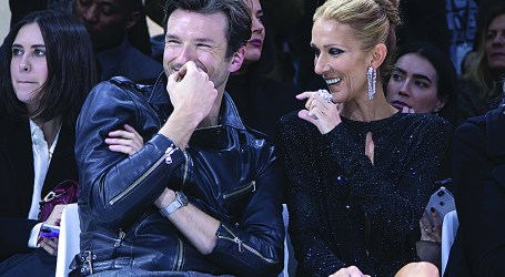 Céline Dion com novo namorado?