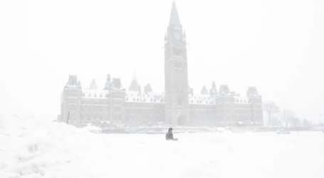 What's likely the biggest winter storm in years hits Ottawa around noon