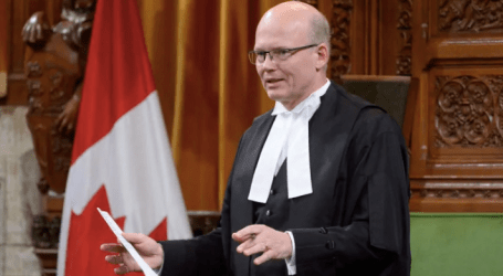 Speaker condemns 'racial profiling' of black visitors to Parliament Hill