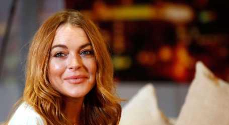 Lindsay Lohan não aceita namoro da mãe