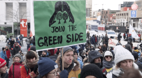 'Silent majority' of Canadians wants more government action on climate change