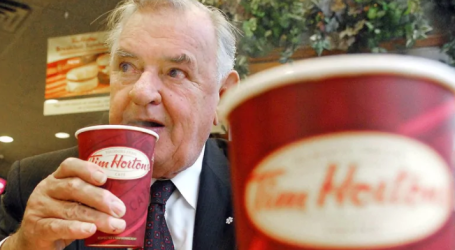 Ron Joyce, billionaire who brought Tim Hortons coffee to the masses, dead at 88