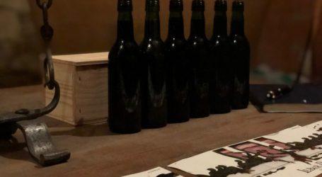 Vinho francês de 30 mil euros a garrafa terá lançamento mundial no Porto