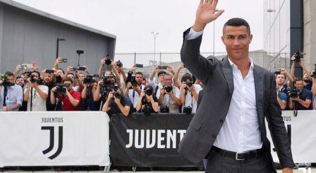 O ano intenso e conturbado de Cristiano Ronaldo em imagens