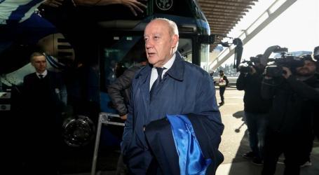 F. C. Porto já chegou a Roma e tinha o frio à espera