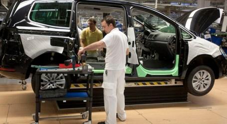 Produção automóvel disparou perto de 70% em 2018