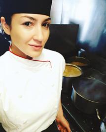 Liliana Oliveira, chef da Churrasqueira Vila Verde - Créditos: Cristina Rita