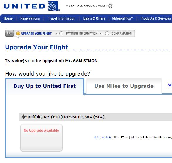Buy Upgrade United