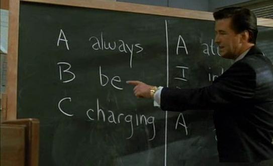 Always Be Charging