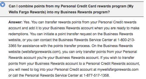 Wells Fargo Business Platinum $500 Offer [Existing checking