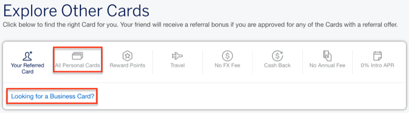 Why and How: Generating and Using an Amex Referral - milenomics