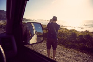 Ronnie, Foto, Handyfoto, Instafame, Miles and Shores, follow us, Sonnenuntergang