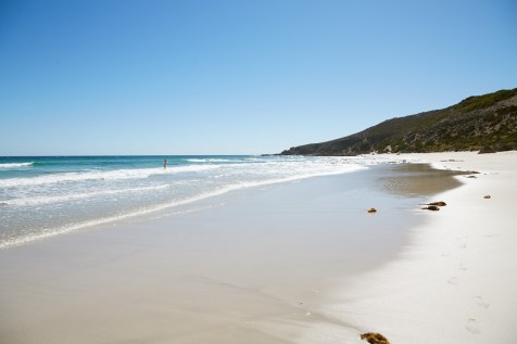 Strand, beach, Kangaroo Island, einsam, verlassen, alleine, Chrisi, Miles and Shores, must see, top visit, Tipps, Tricks
