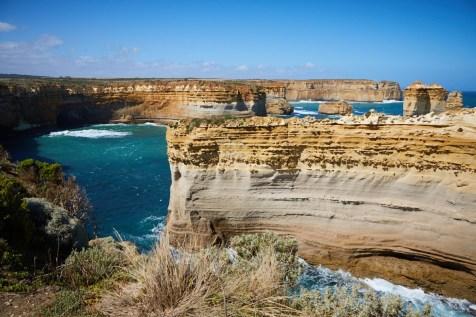 The Arch, Great Ocean Road, Victoria, Australien, Roadtrip, wunderschoen, must See, Port Campbell, Nationalpark, Aussichtspunkt