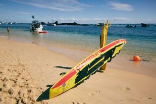 Moreton Island, Strand, Lifeguard, Surfboard, rescue, retten, Wracks, Schiffswracks, current, Sog, Strom, stark, Gezeiten, beachten, achtung, pay attention, beach, Strand, sea, water, snorekling, Schnorcheln