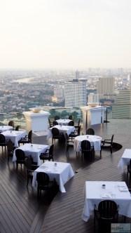 Open-Air Restaurant Breeze
