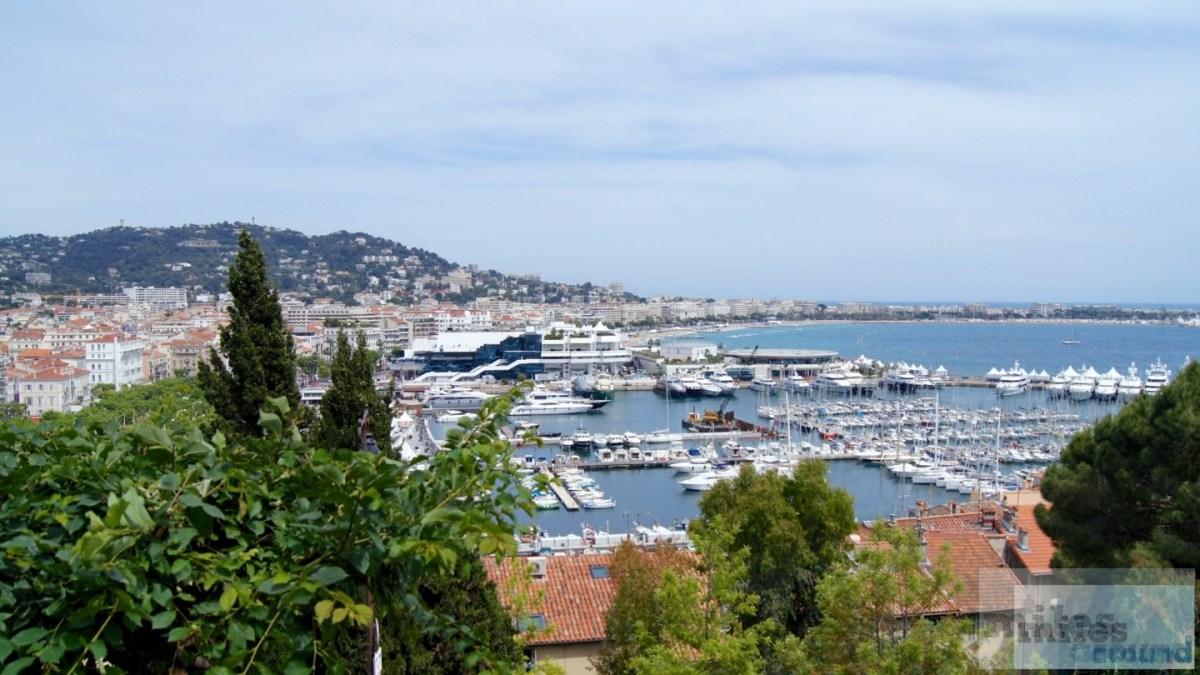 Parfümeriebesuch in Grasse und Jachten Schau in Cannes