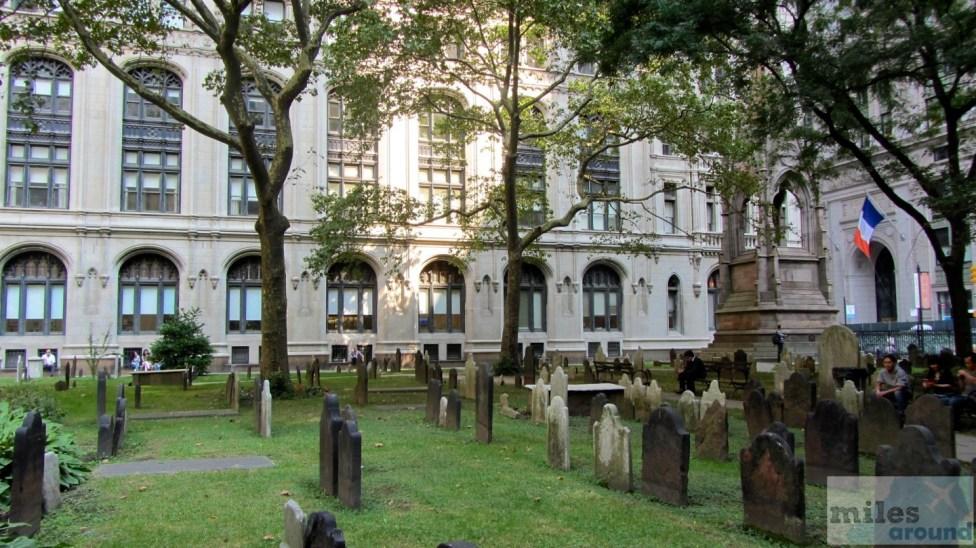 Friedhof - Trinity Church
