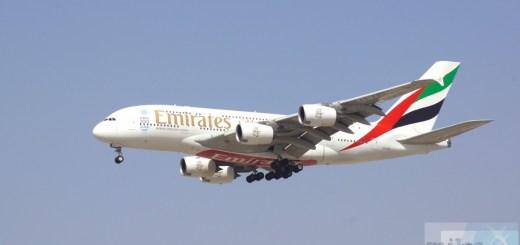 Emirates - Airbus A380-800