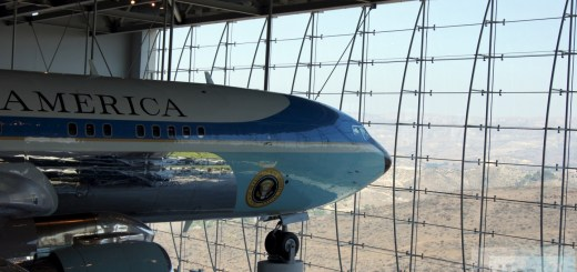 Air Force One (Boeing 707)