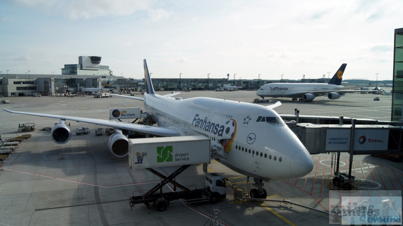 Frankfurt Ankunft Lufthansa