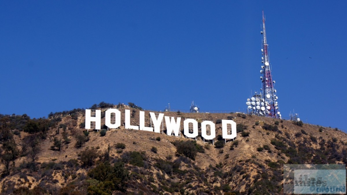 Bästa utsikt över Hollywood Sign