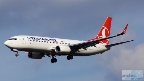 Turkish Airlines Boeing 737 Next Gen - MSN 42006 - TC-JVE