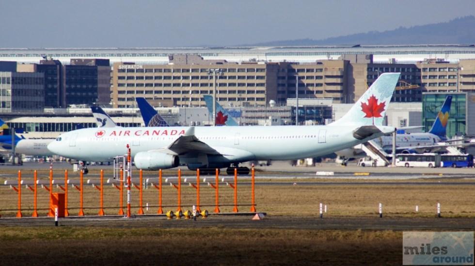 Air Canada Airbus A330-300 - MSN 277 - C-GFAF