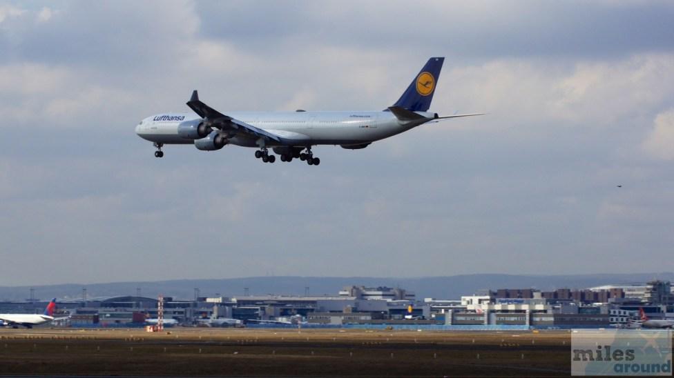Lufthansa Airbus A340-600 - MSN 569 - D-AIHI