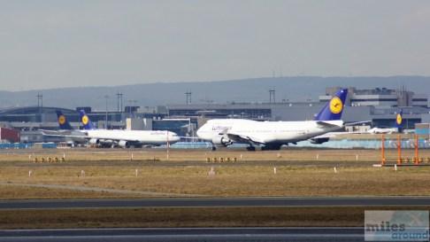 Lufthansa Boeing 747-400 - MSN 28285 - D-ABVR