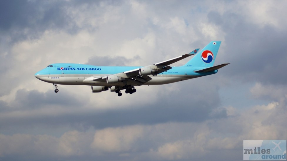 Korean Air Boeing 747-400F - MSN 33946 - HL7601